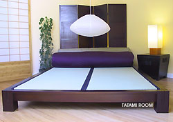 Tatami Platform Bed