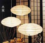 Saturn paper lantern