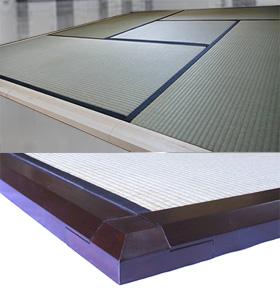 Standard Tatami Floor Frame